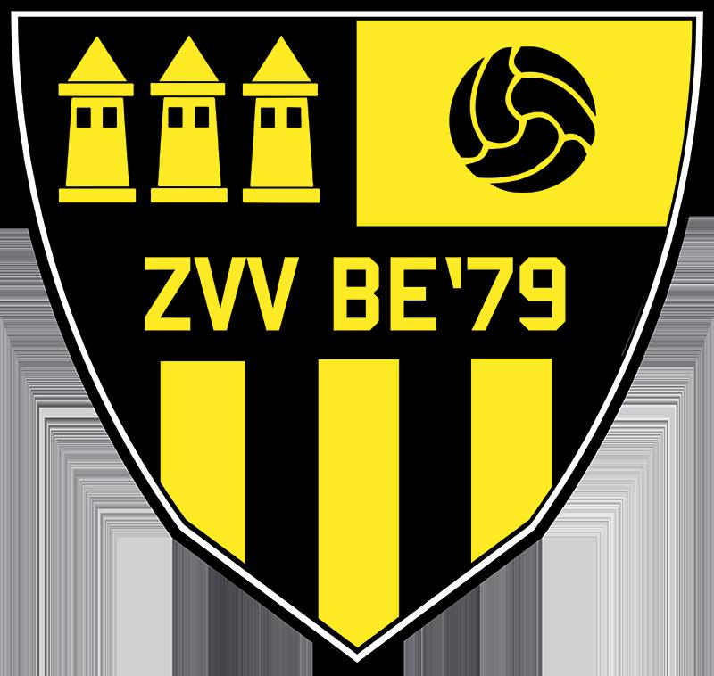 Logo zaalvoetbalvereniging BE'79